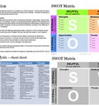 This pack of SWOT Analysis template slides will stun your colleagues